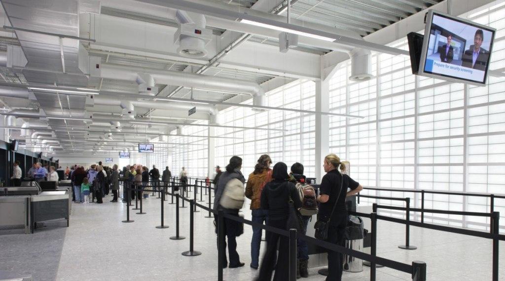 فرودگاه گلاسکو