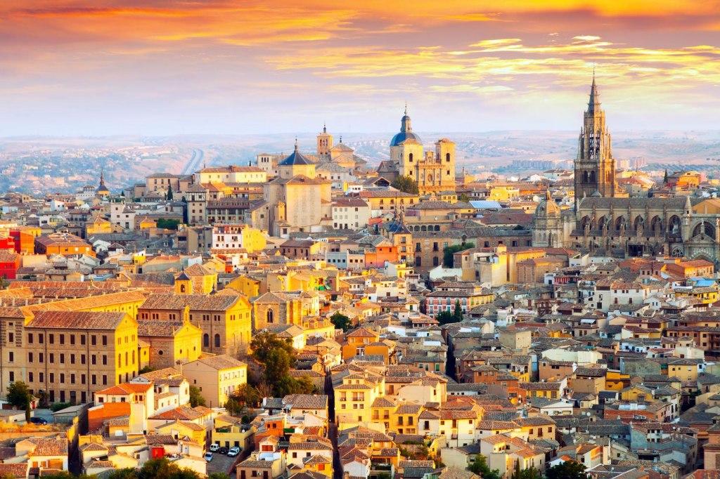 شهر گرانادا در اسپانیا