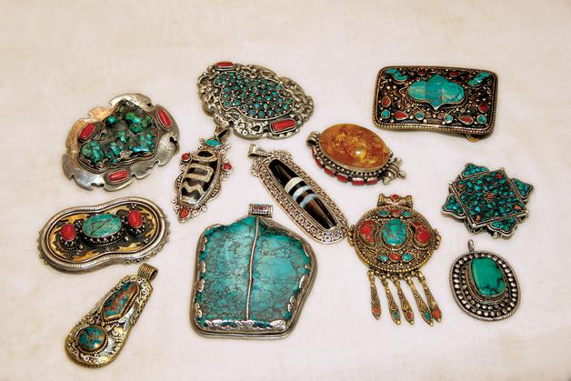 جواهرات نپالی