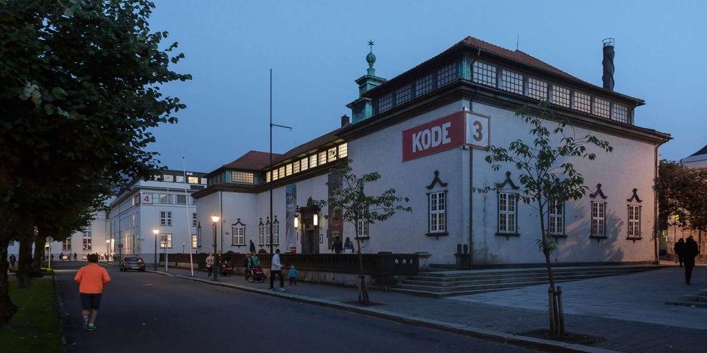 موزه کد KODE