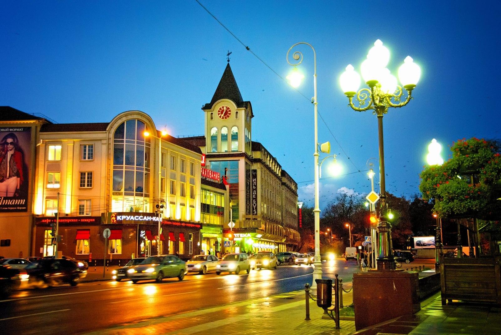 حمل و نقل عمومی در کالینینگراد