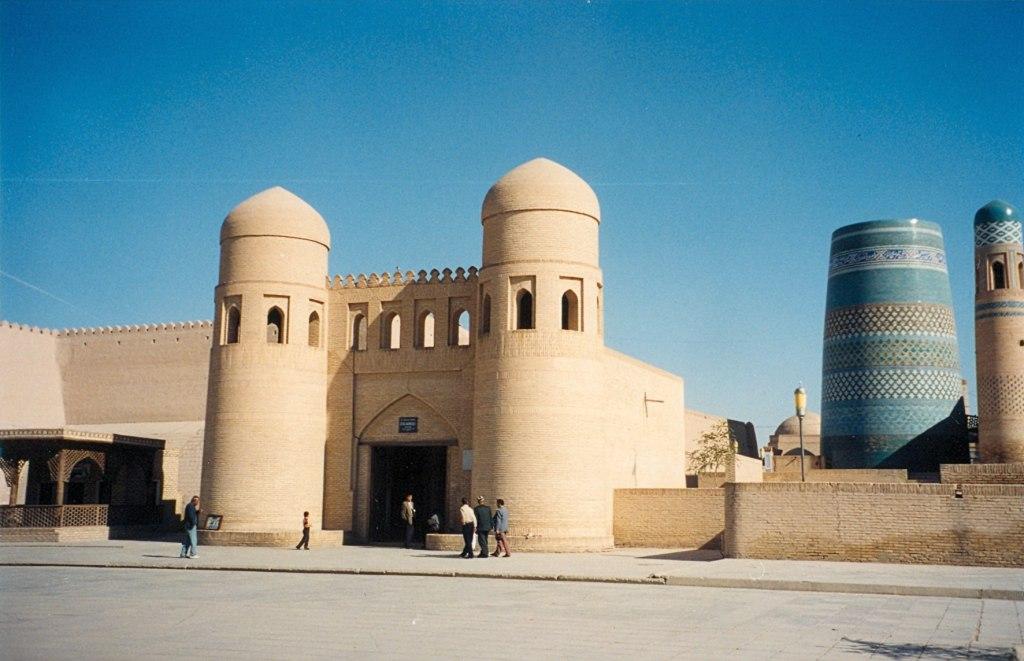 قلعه ایچان