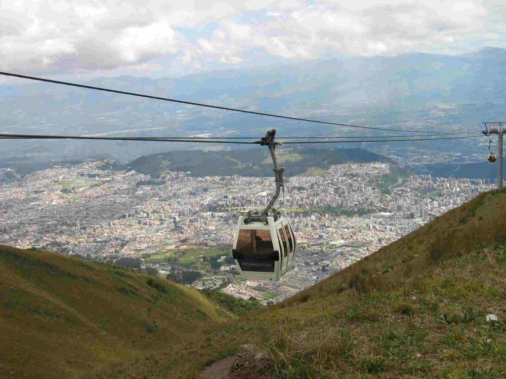 تله کابین Pichincha