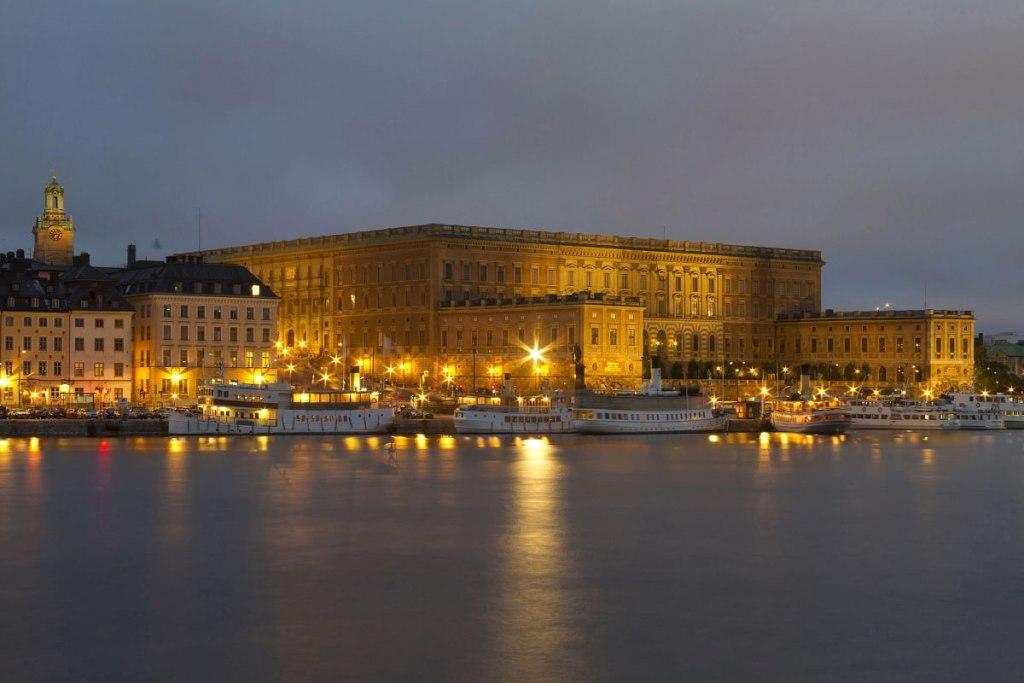 کاخ سلطنتی استکهلم