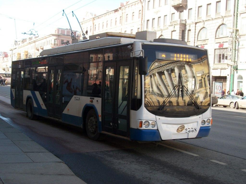 حمل و نقل عمومی در روسیه