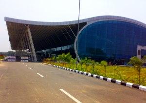 فرودگاه بین المللی تریواندروم
