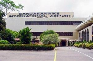 فرودگاه باندارنیکی کلمبو