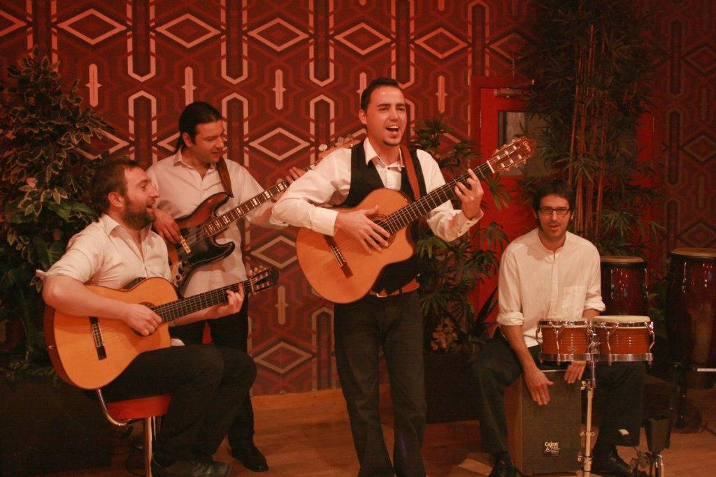 بهترین زمان برای لذت بردن از موسیقی زنده اسپانیا