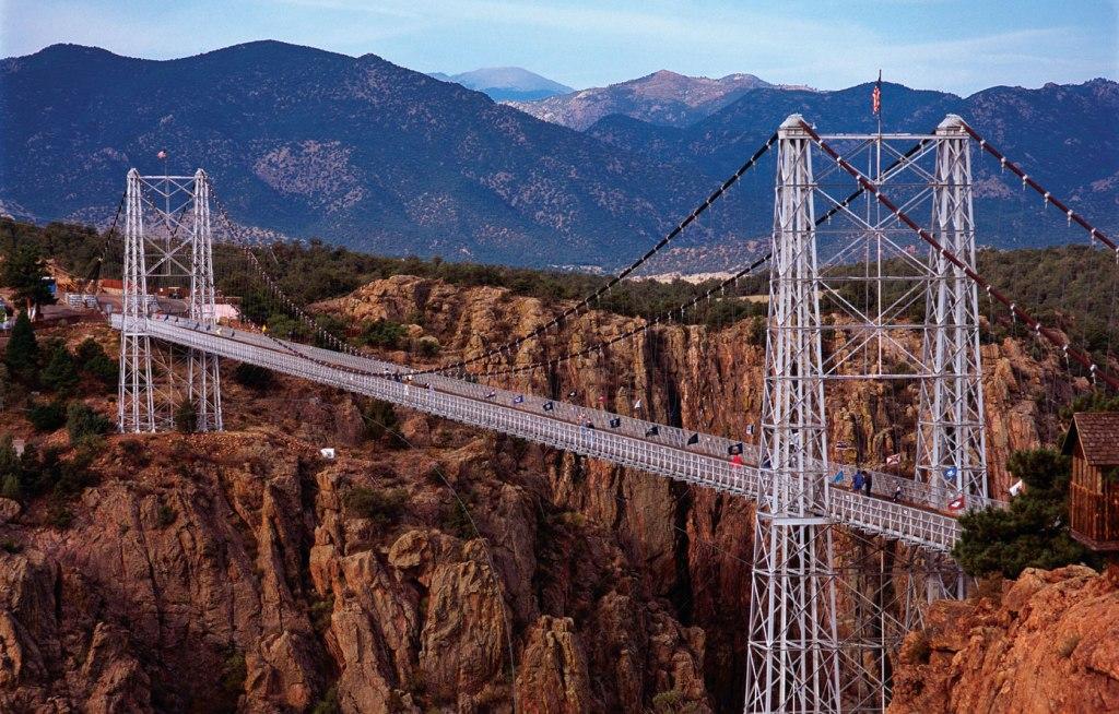 پل رویال جرج در کلرادو