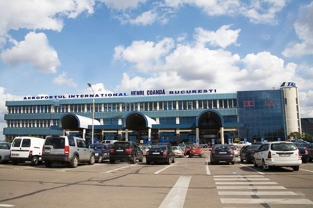 فرودگاه بین المللی بخارست