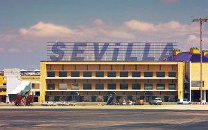 فرودگاه سویل اسپانیا