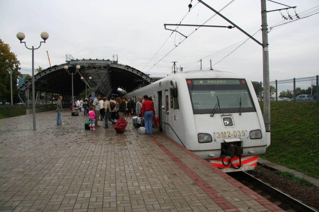 قطار در بخارست