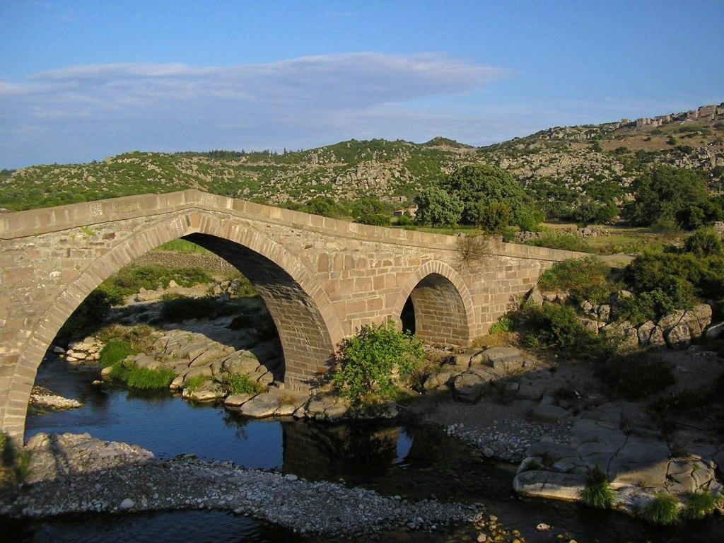 پل کاسریک در شهر بیتلیس