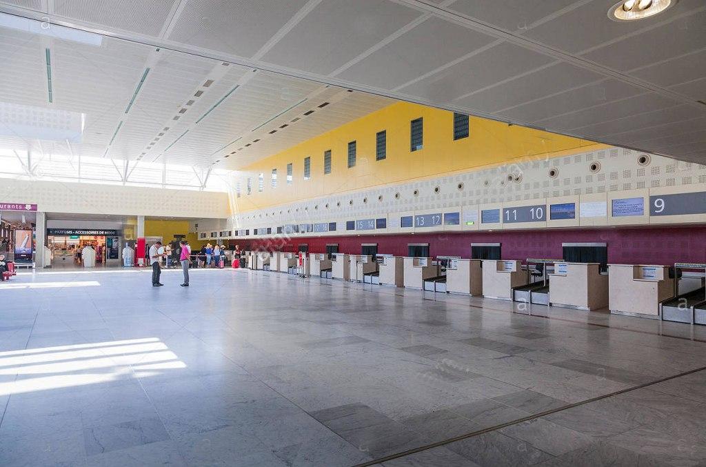 امکانات فرودگاه بین المللی بوردو