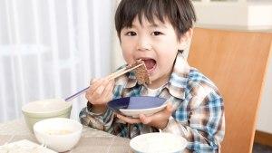 غذاهای عجیب آسیایی