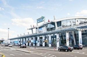 آشنایی با فرودگاه کی یف اوکراین
