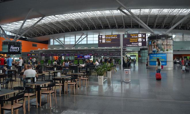 فرودگاه بوریسپیل