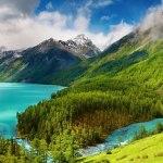 دریاچه شگفت انگیز بایکال در روسیه
