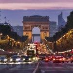 جاذبههای هیجان انگیز خیابان شانزلیزه پاریس