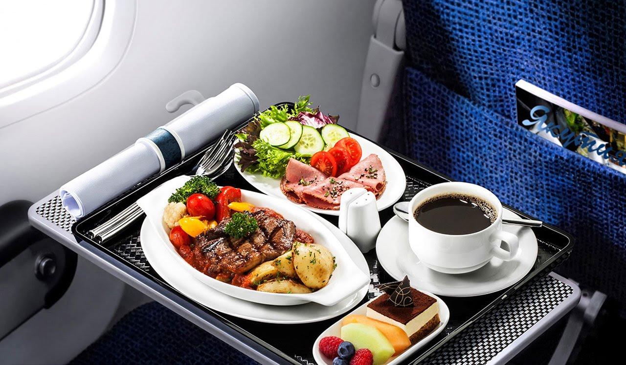 خوراکی های ممنوع قبل از پرواز