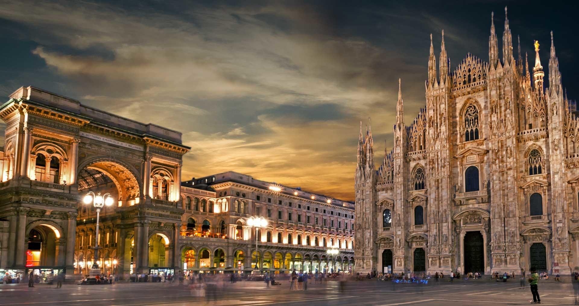 نمادهای شهر میلان
