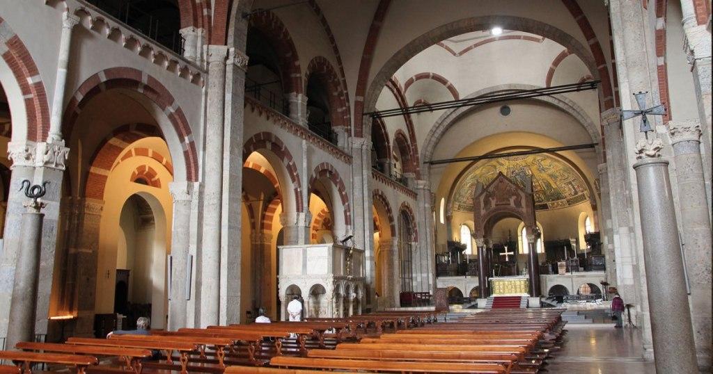 کلیسای مقدس آمبروز