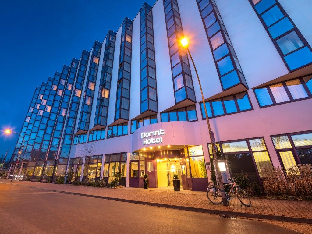 اقامت در هتل های فرانکفورت