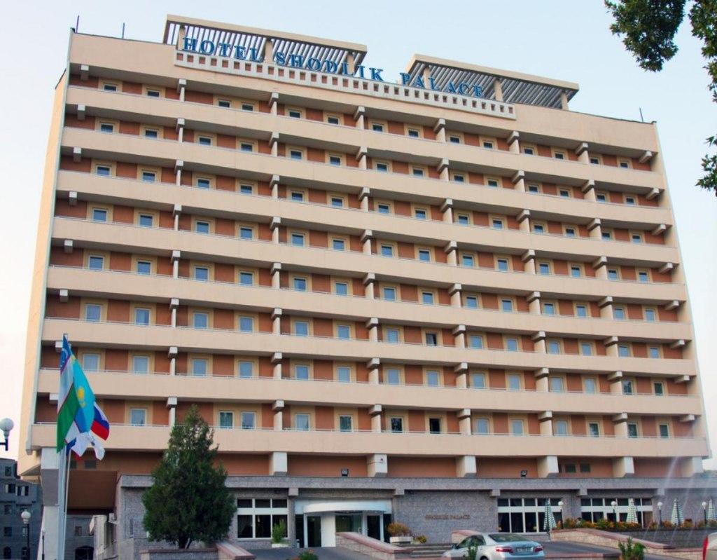 هتل شودلیک پالاس ازبکستان