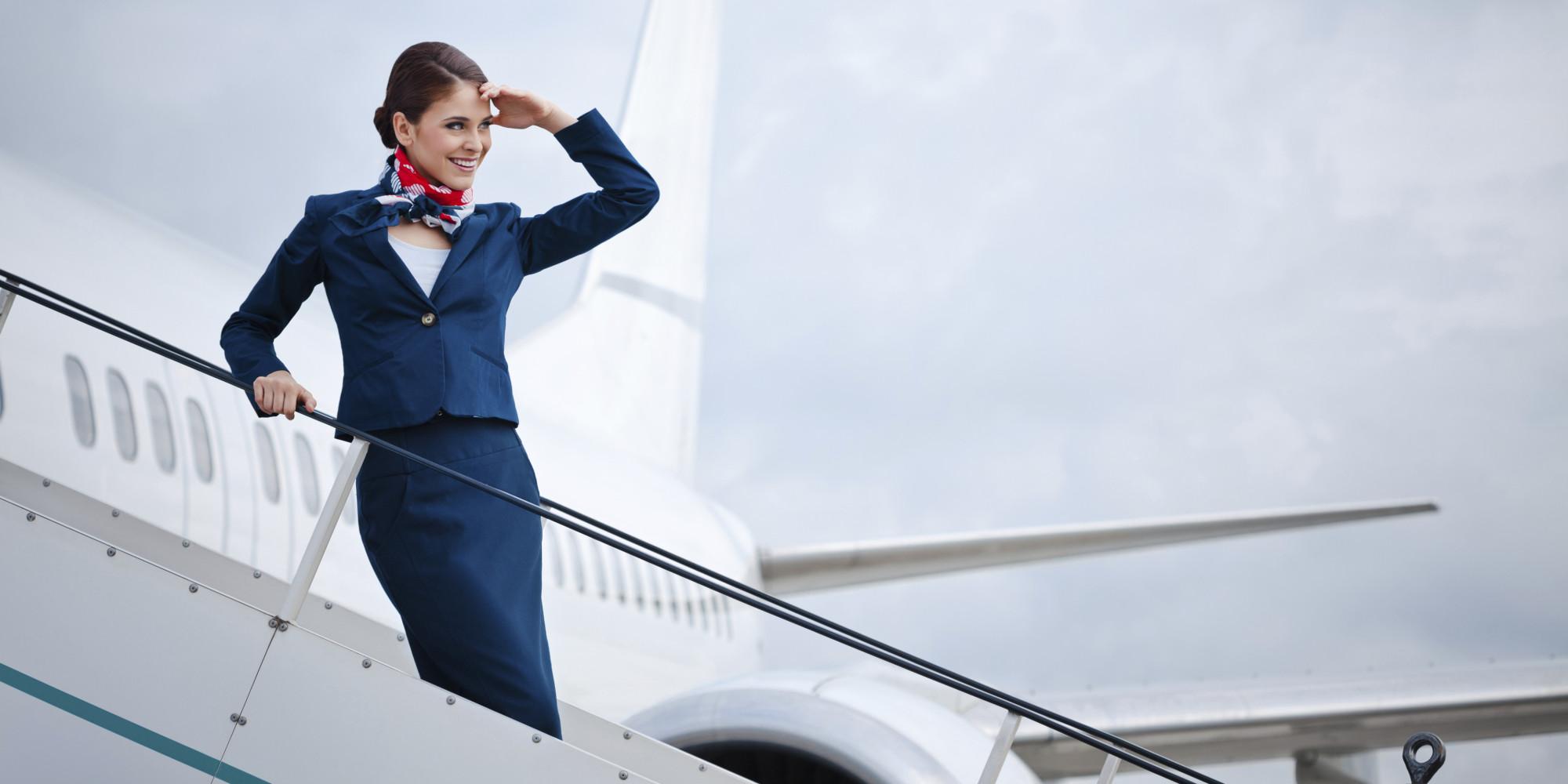 ویژگیهای مهمانداران هواپیما