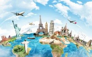 نقاط گردشگری کشور مقصد