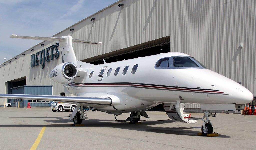 هواپیمای شخصی جیمی بوفت