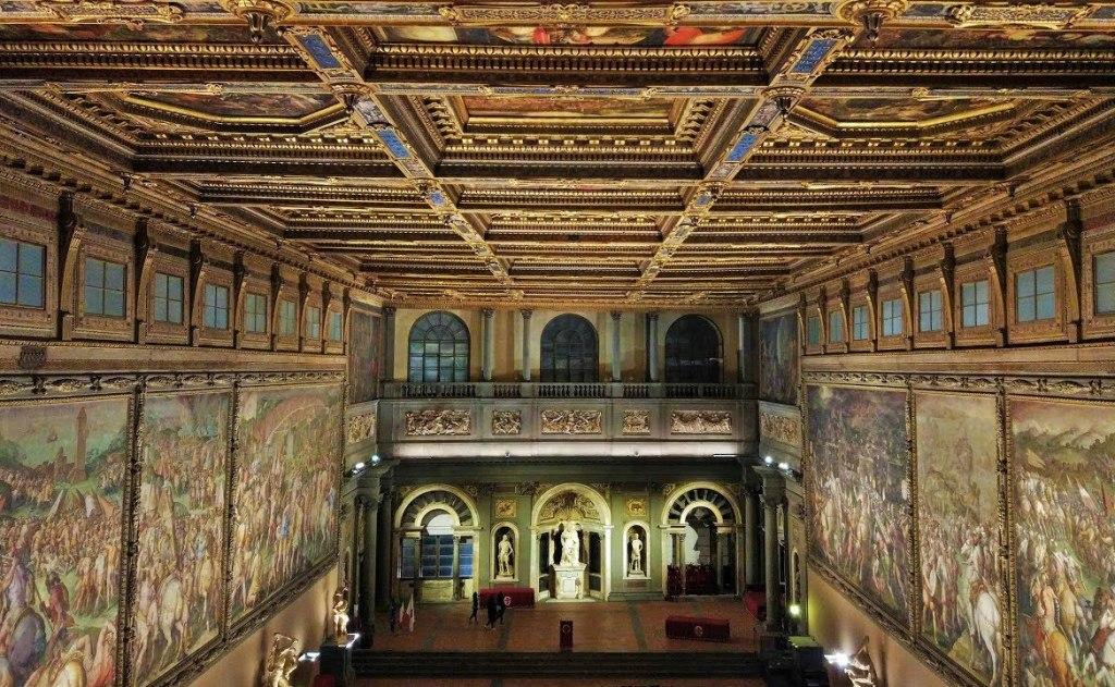 شهر زیبای فلورانس؛ مهد هنر و معماری