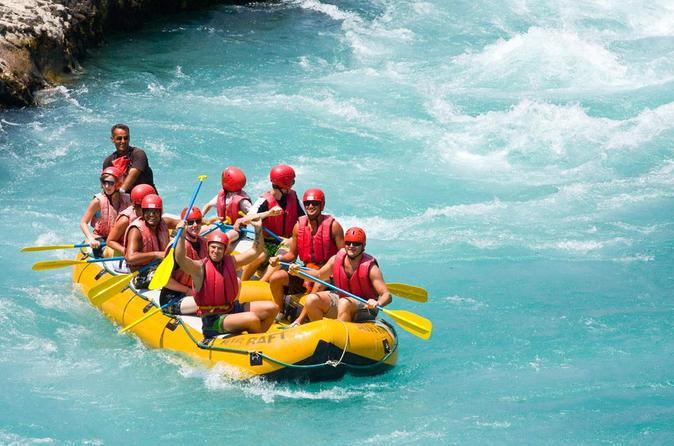 تفریحات آبی در آنتالیا