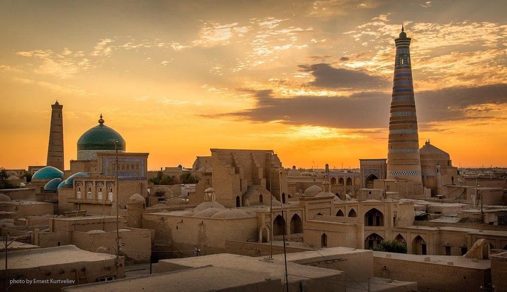 سفر به ازبکستان