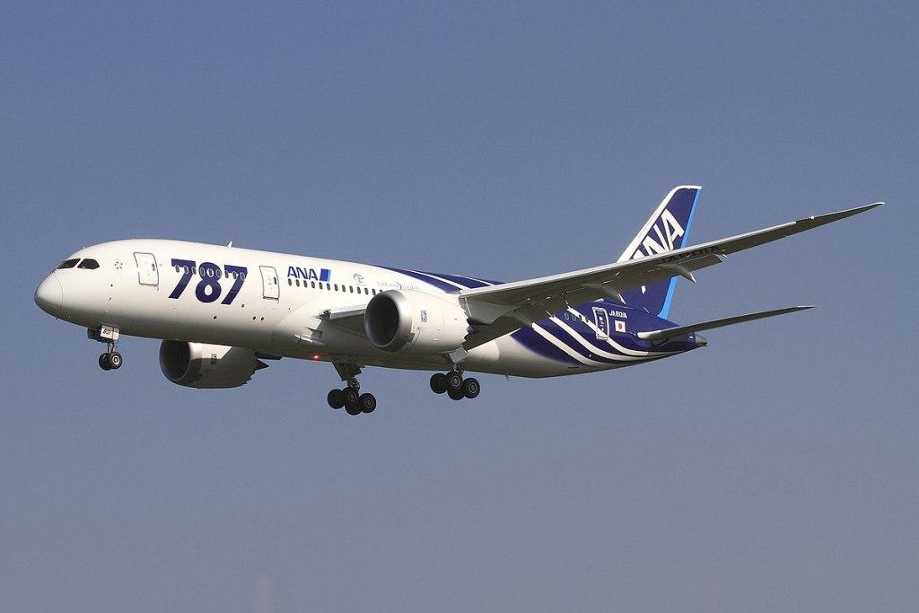 هواپیمای مسافربری 787