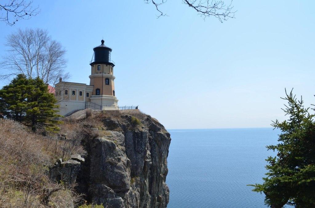 فانوس دریایی Split Rock