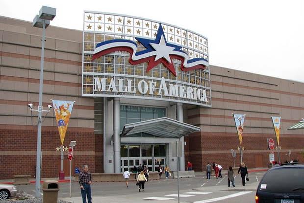 مرکز خرید آمریکا