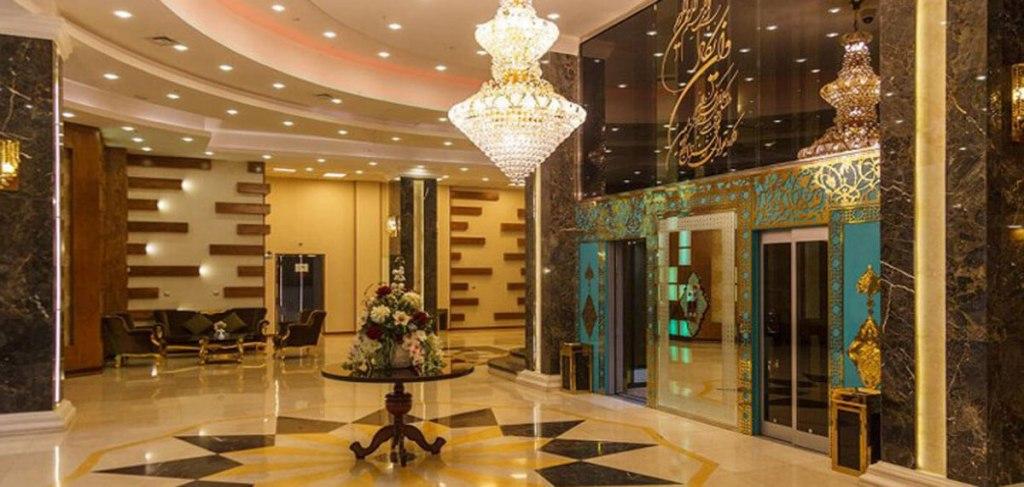 هتل سه ستاره سیمرغ فیروزه مشهد