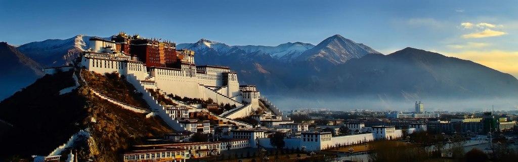 کاخ پوتالا در چین