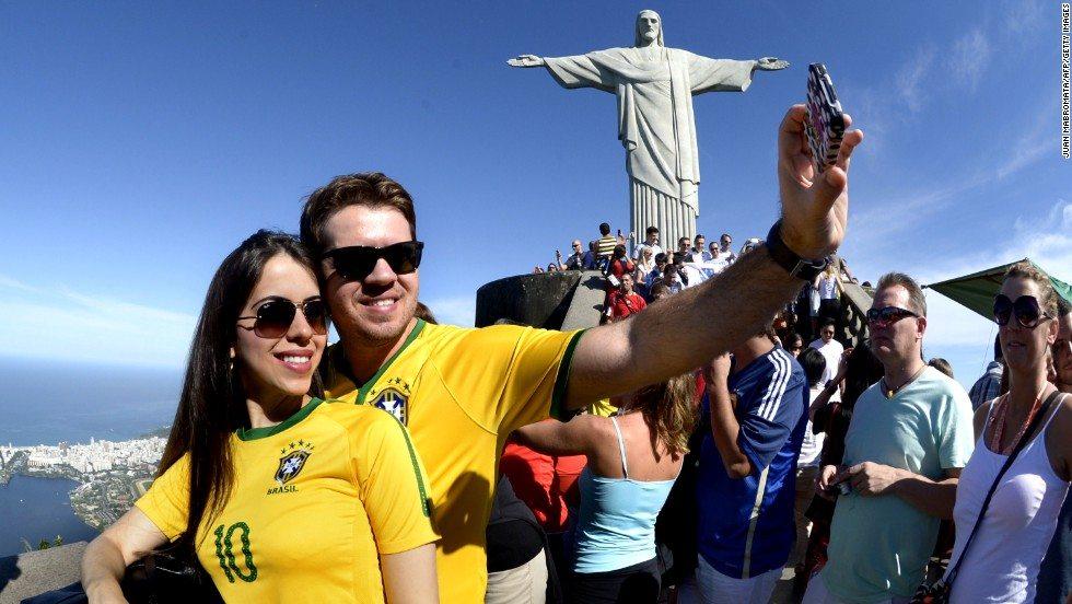 توریست برزیلی