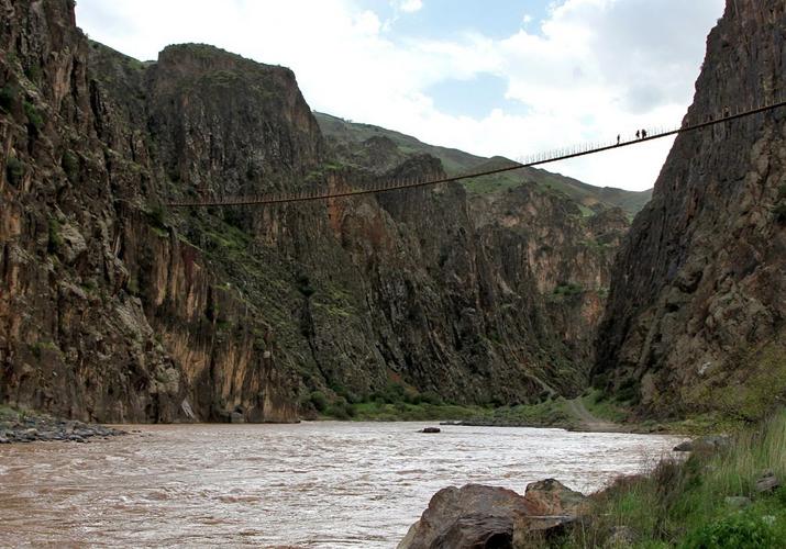 رودخانه ی قزل اوزون