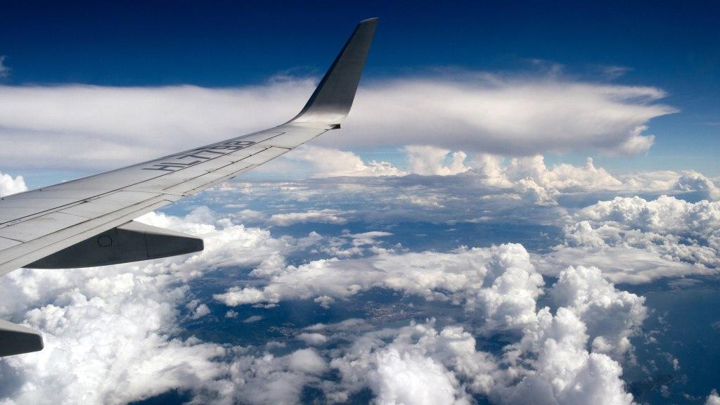 سرعت هواپیمای مسافرتی