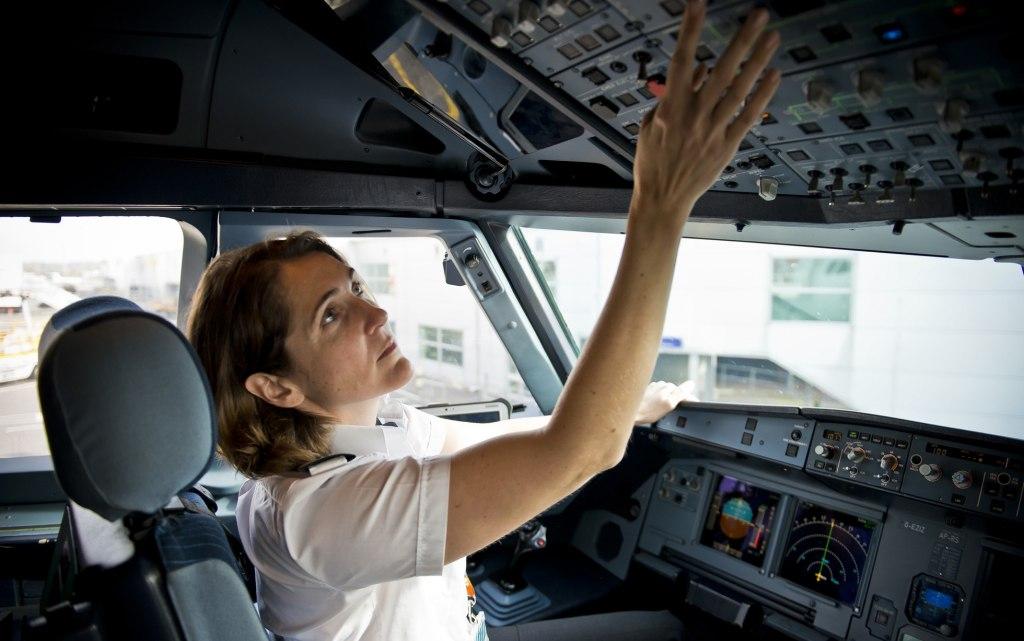 با برترین زنان خلبان آشنا شوید!