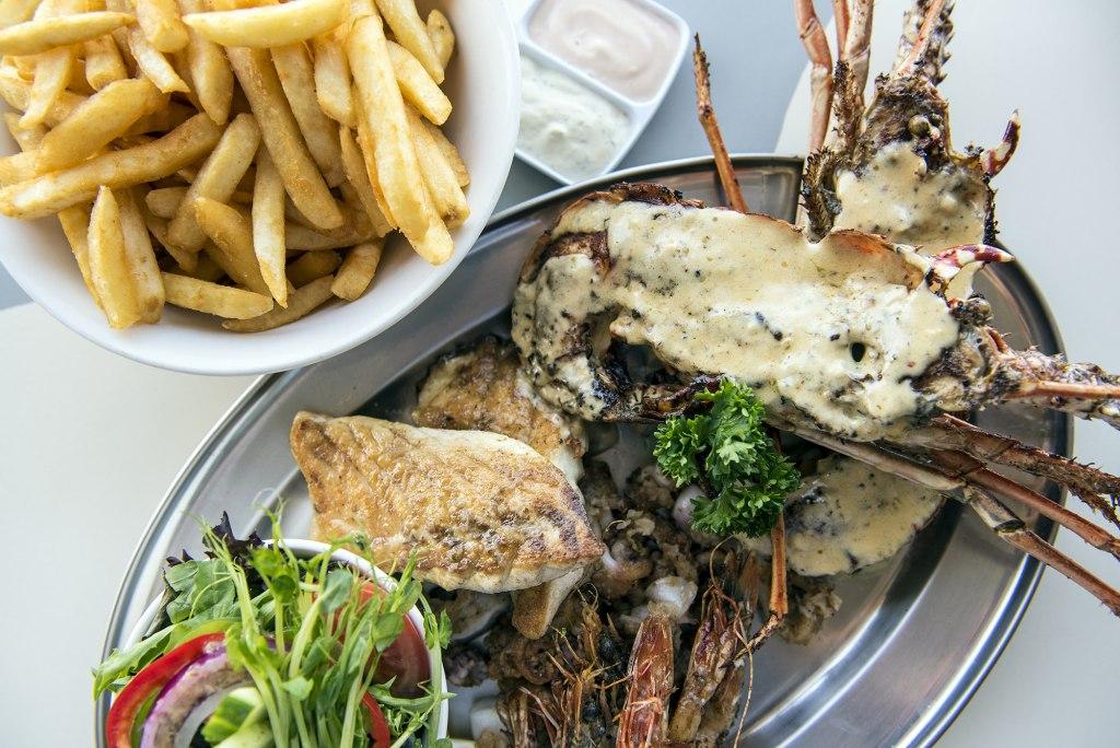 غذا در شهر پرت استرالیا