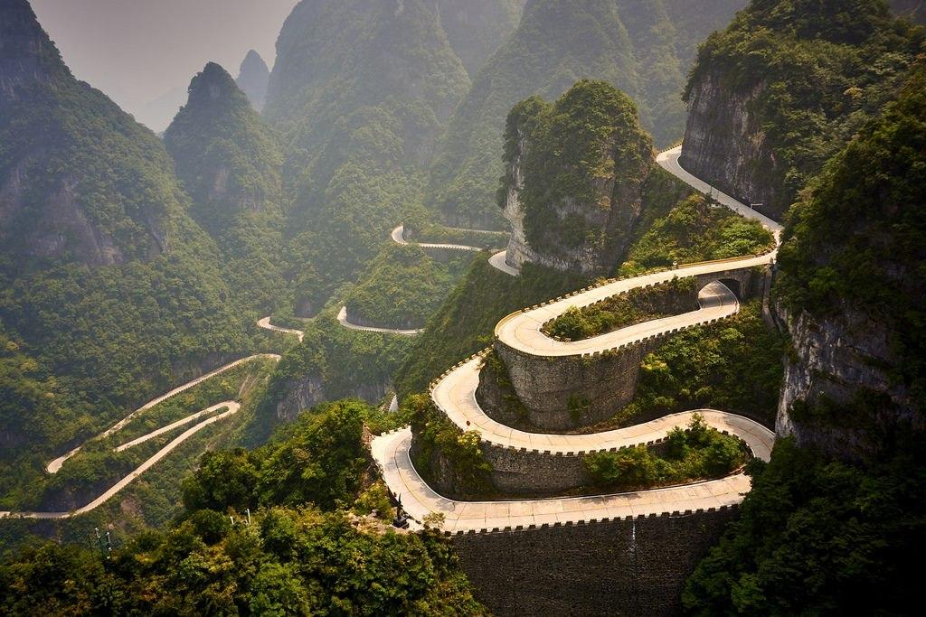 جاده تیانمن در چین