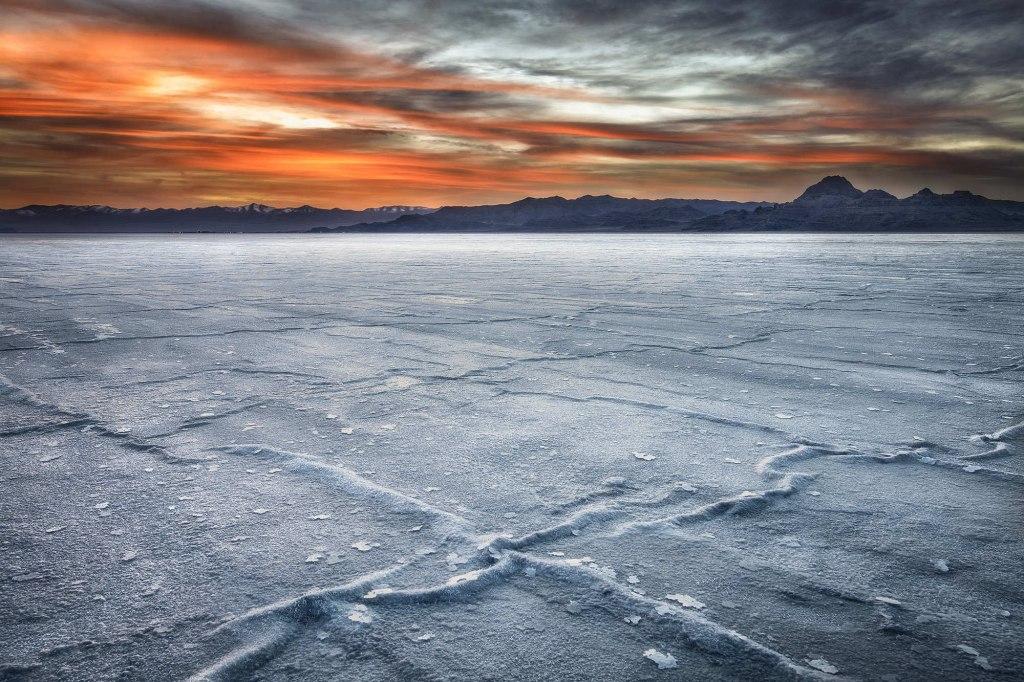 بیابان بزرگ دریاچه نمک