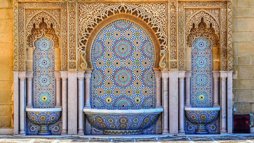 اماکن تاریخی مراکش