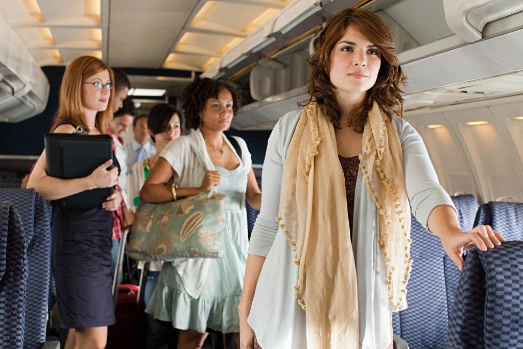 در هواپیما چه لباسی بپوشیم
