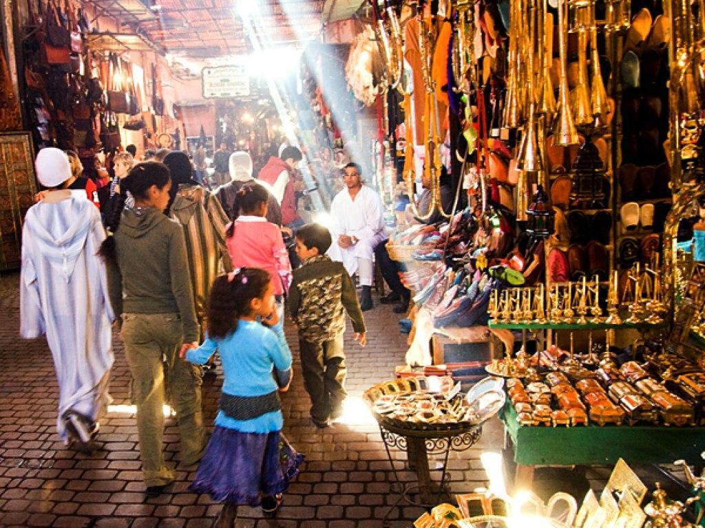 اوضاع فرهنگی مردم مراکش
