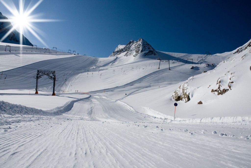پیست اسکی Las Leñas در آرژانتین